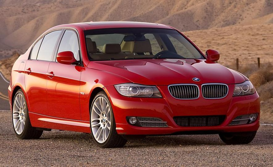 2009 BMW 335d - Slide 1