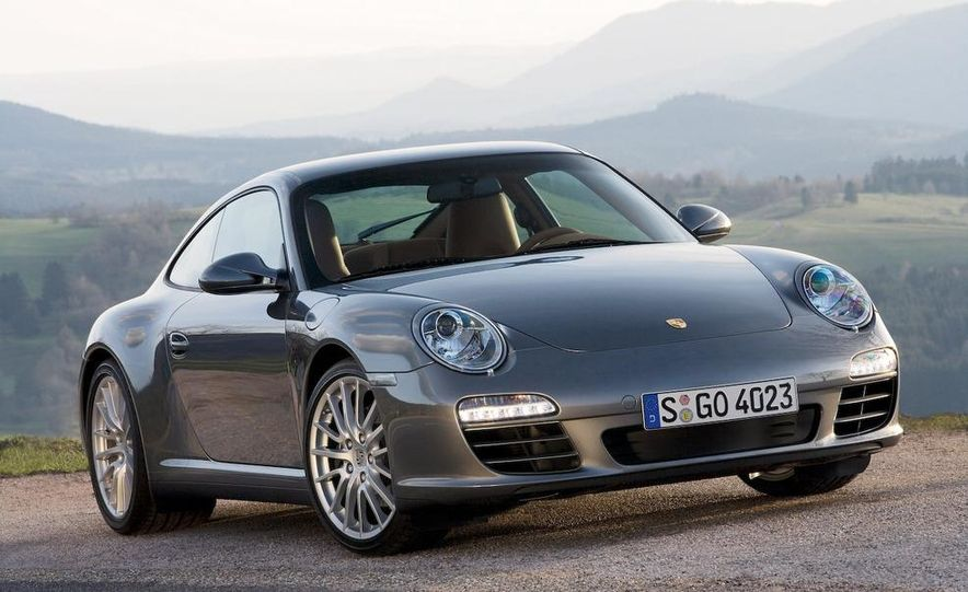 2009 Porsche 911 Carrera 4S coupe - Slide 37