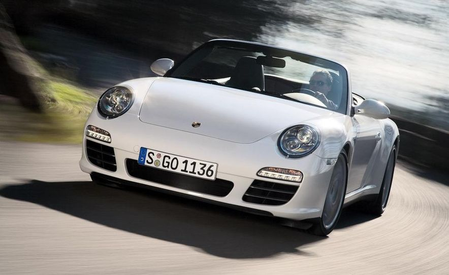 2009 Porsche 911 Carrera 4S coupe - Slide 36