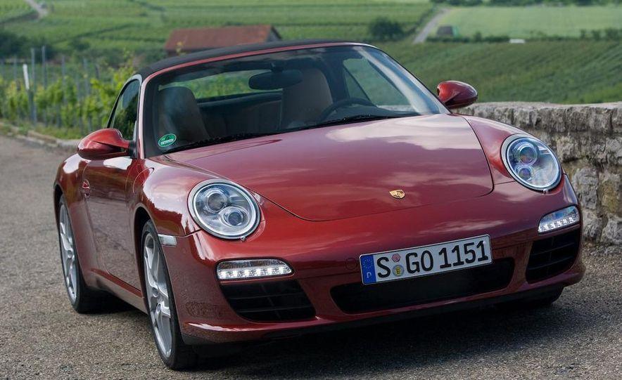 2009 Porsche 911 Carrera 4S coupe - Slide 12