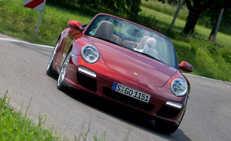 2009 Porsche 911 Carrera 4S coupe - Slide 21