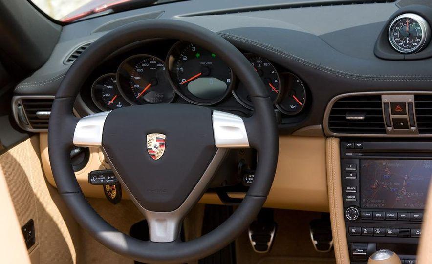 2009 Porsche 911 Carrera 4S coupe - Slide 20