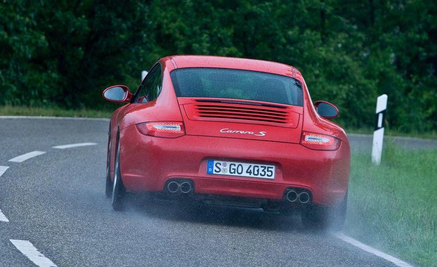 2009 Porsche 911 Carrera 4S coupe - Slide 7
