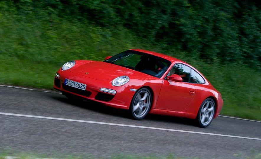 2009 Porsche 911 Carrera 4S coupe - Slide 8