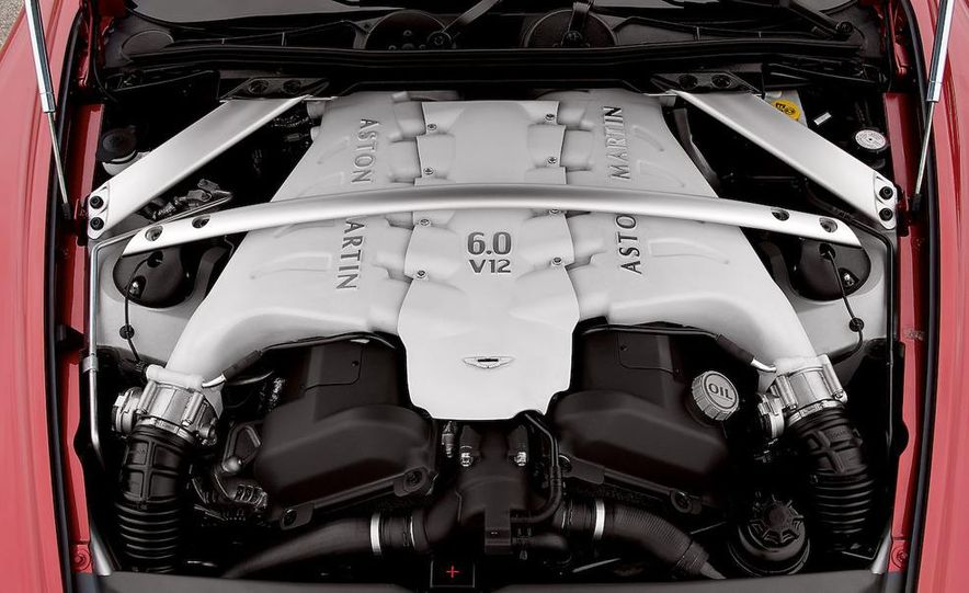 2010 Aston Martin DBS Volante - Slide 17