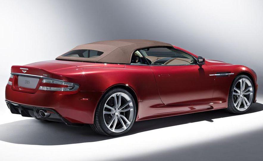 2010 Aston Martin DBS Volante - Slide 2
