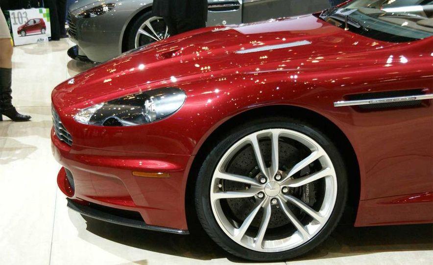 2010 Aston Martin DBS Volante - Slide 18