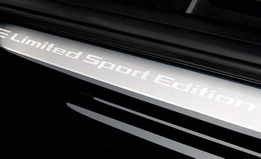 BMW X3 Limited Sport Edition - Slide 11