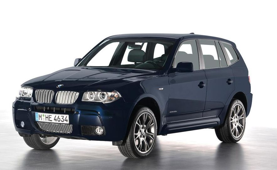 BMW X3 Limited Sport Edition - Slide 2