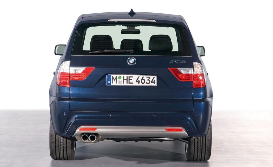 BMW X3 Limited Sport Edition - Slide 7