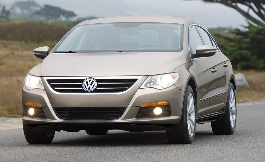 2009 Volkswagen CC 3.6 4MOTION - Slide 18