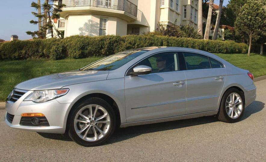 2009 Volkswagen CC 3.6 4MOTION - Slide 19