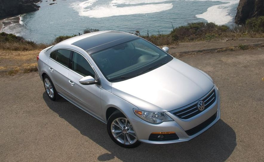 2009 Volkswagen CC 3.6 4MOTION - Slide 20