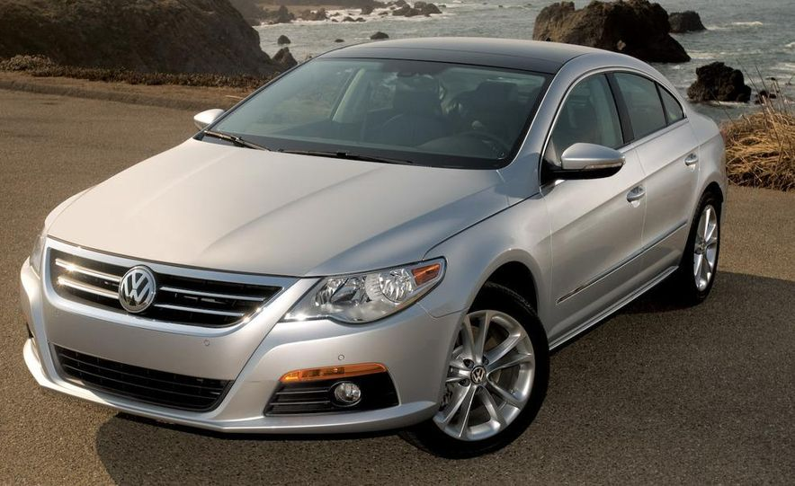 2009 Volkswagen CC 3.6 4MOTION - Slide 21