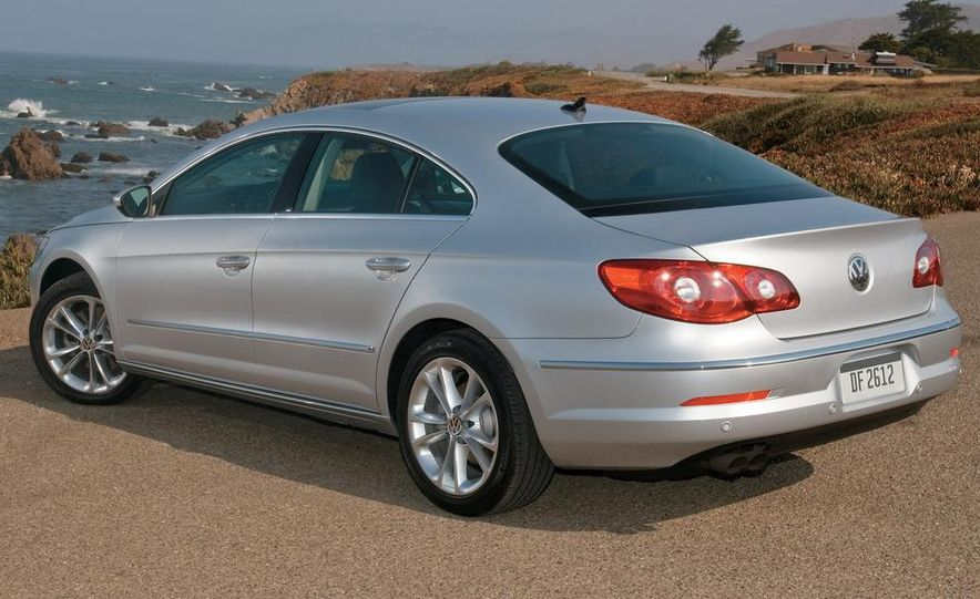 2009 Volkswagen CC 3.6 4MOTION - Slide 22