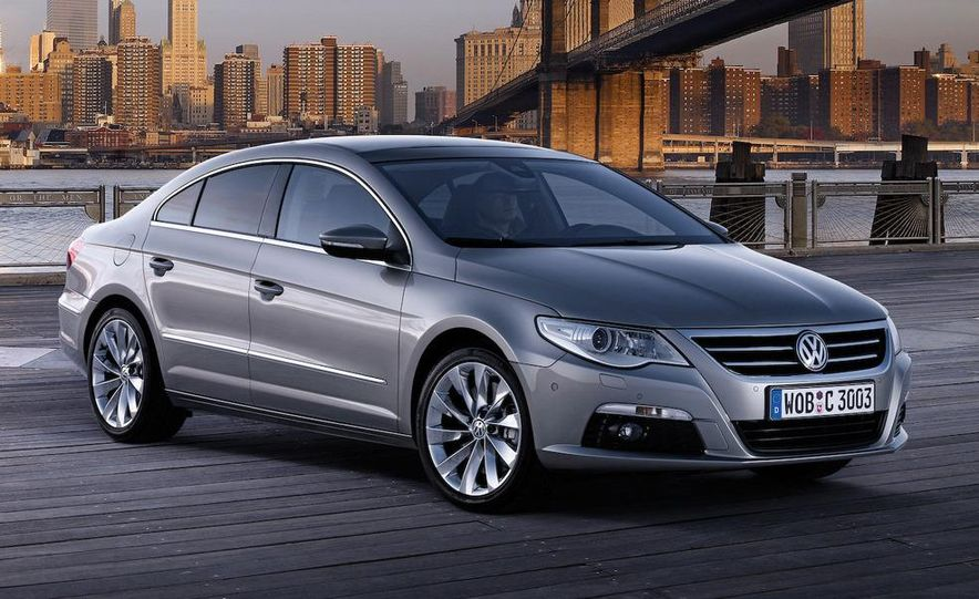 2009 Volkswagen CC 3.6 4MOTION - Slide 3
