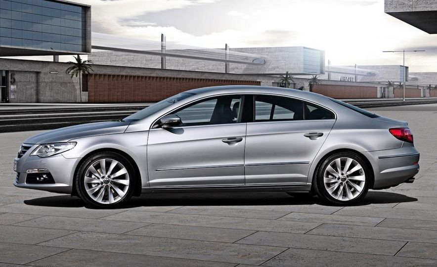 2009 Volkswagen CC 3.6 4MOTION - Slide 9