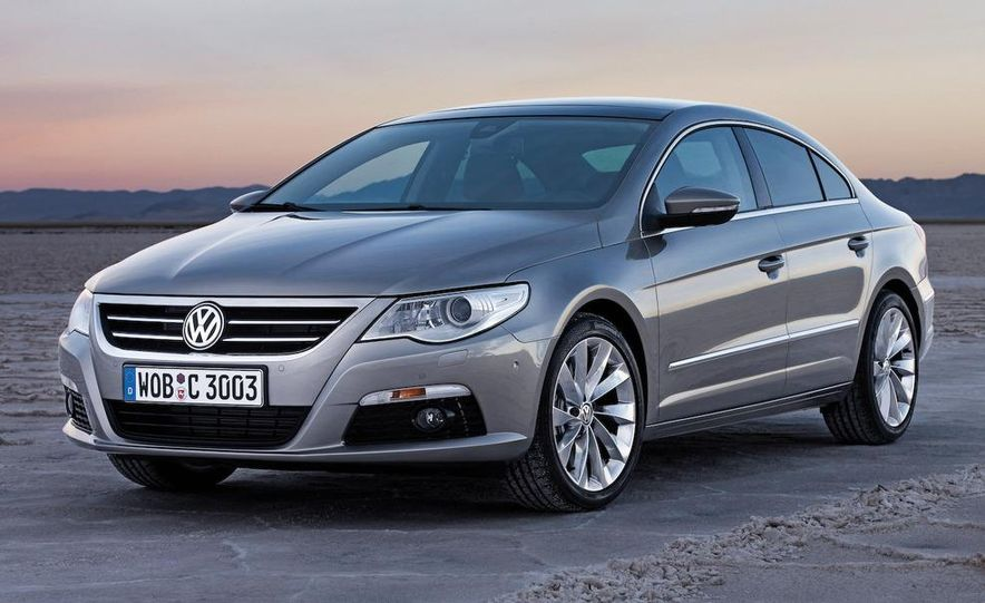 2009 Volkswagen CC 3.6 4MOTION - Slide 10