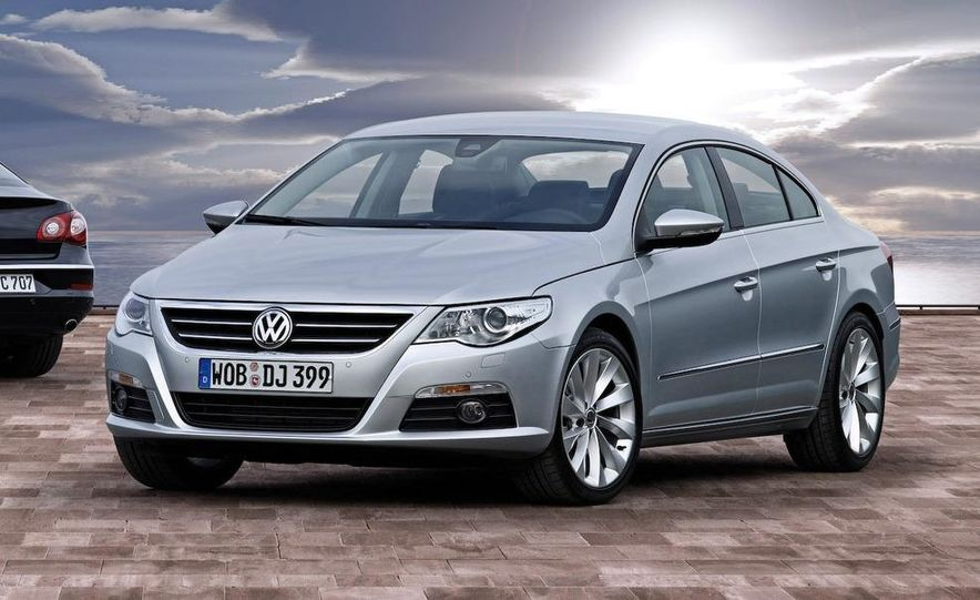 2009 Volkswagen CC 3.6 4MOTION - Slide 12