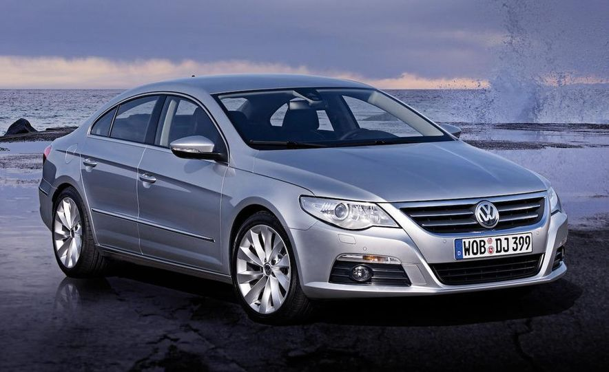 2009 Volkswagen CC 3.6 4MOTION - Slide 13