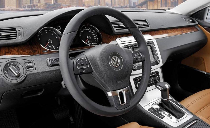 2009 Volkswagen CC 3.6 4MOTION - Slide 16