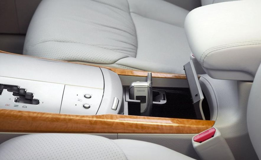 2009 Toyota Avalon Limited - Slide 17