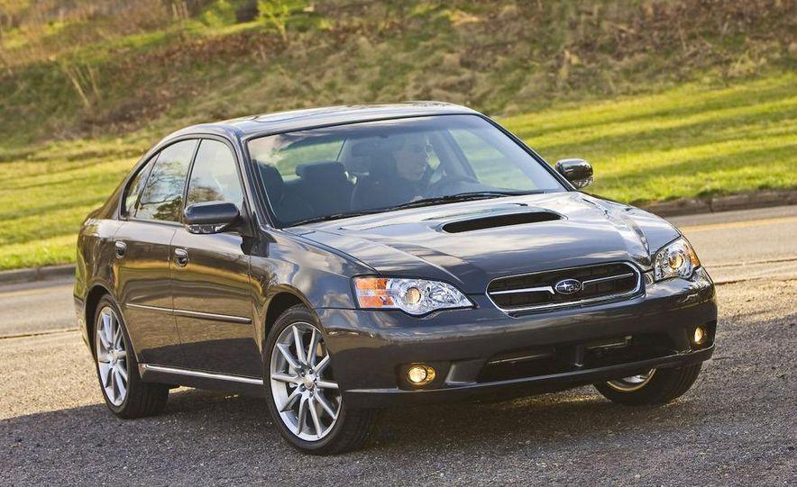 2009 Subaru Legacy - Slide 1