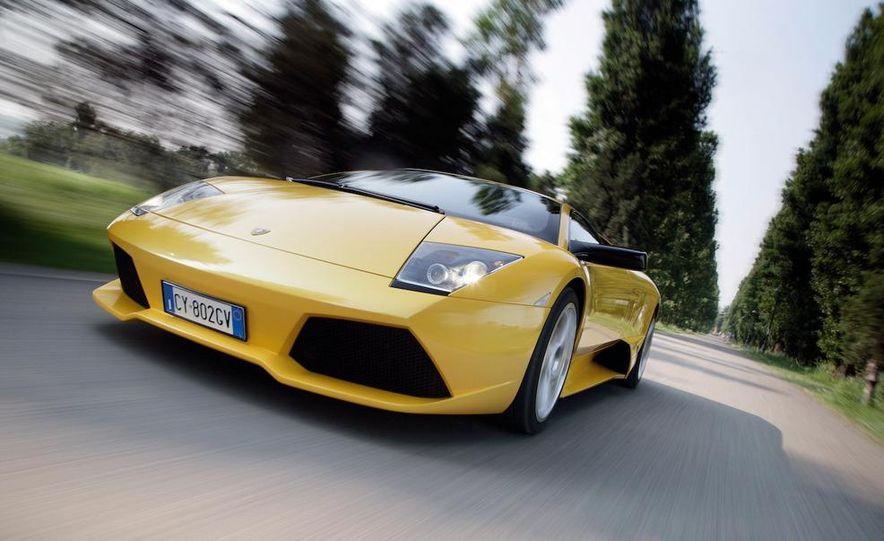 2010 Lamborghini Murciélago LP670-4 SuperVeloce - Slide 7