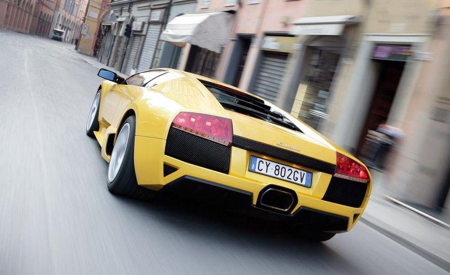 2010 Lamborghini Murciélago LP670-4 SuperVeloce - Slide 10