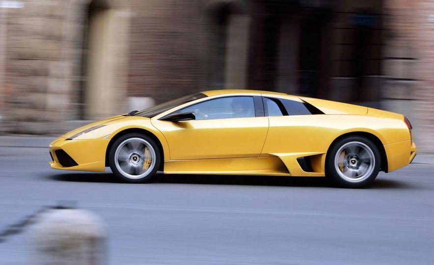 2010 Lamborghini Murciélago LP670-4 SuperVeloce - Slide 12