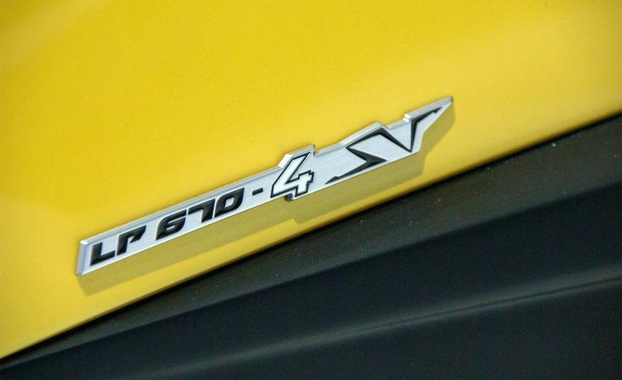 2010 Lamborghini Murciélago LP670-4 SuperVeloce - Slide 23