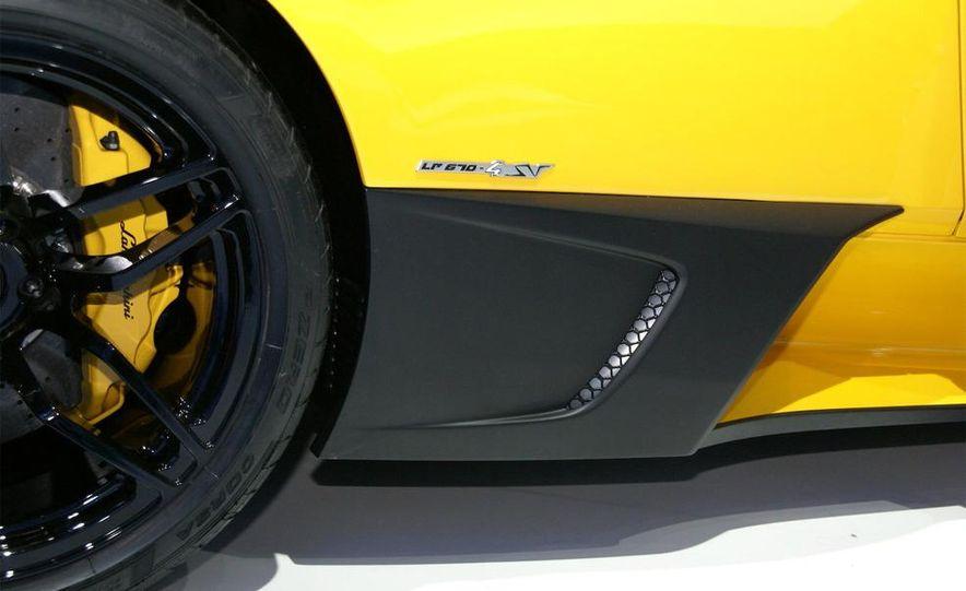 2010 Lamborghini Murciélago LP670-4 SuperVeloce - Slide 24