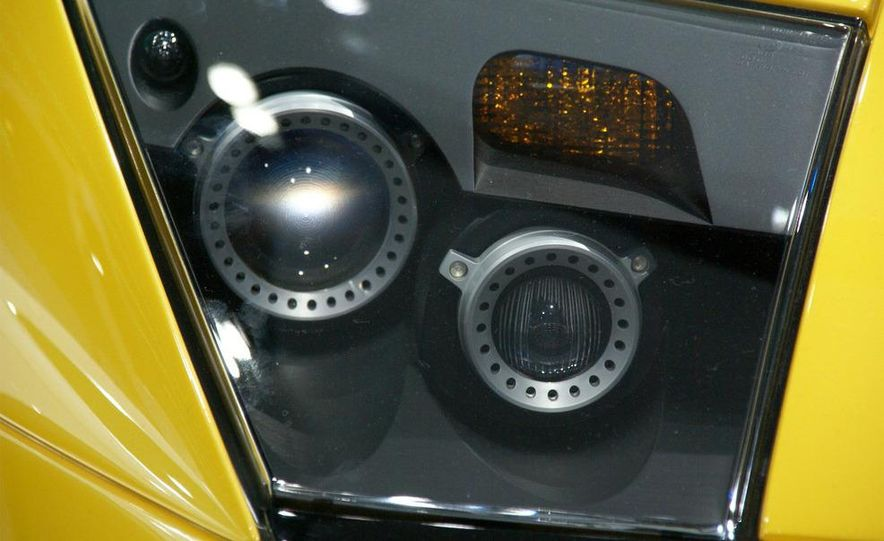 2010 Lamborghini Murciélago LP670-4 SuperVeloce - Slide 34
