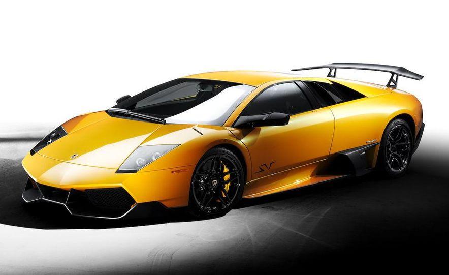 2010 Lamborghini Murciélago LP670-4 SuperVeloce - Slide 1