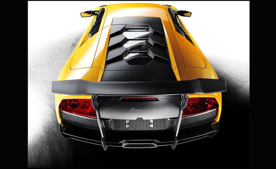 2010 Lamborghini Murciélago LP670-4 SuperVeloce - Slide 4