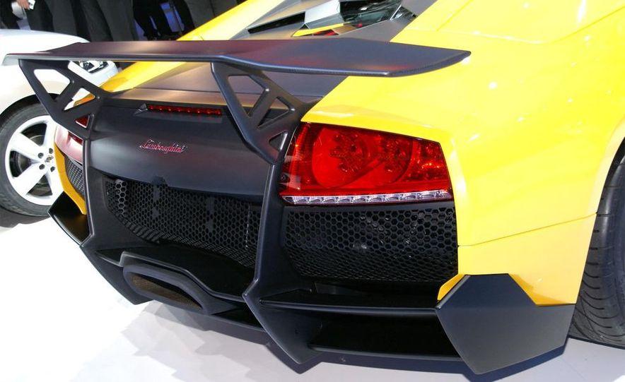 2010 Lamborghini Murciélago LP670-4 SuperVeloce - Slide 36