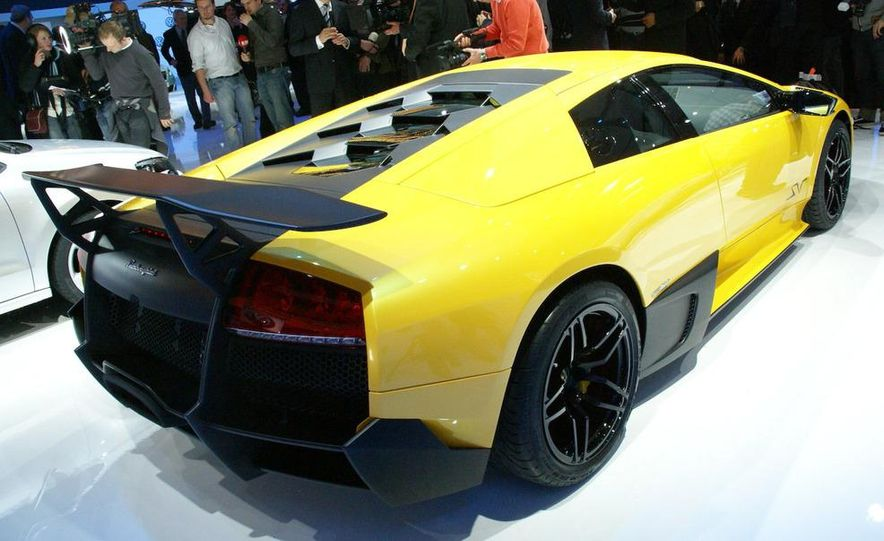 2010 Lamborghini Murciélago LP670-4 SuperVeloce - Slide 45