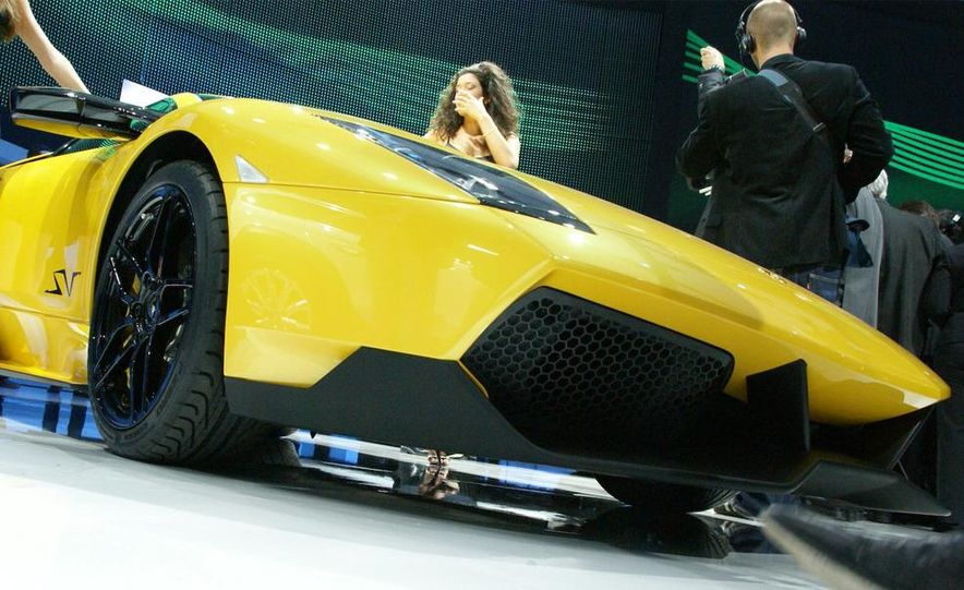 2010 Lamborghini Murciélago LP670-4 SuperVeloce - Slide 43