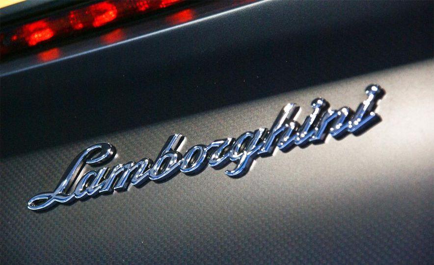 2010 Lamborghini Murciélago LP670-4 SuperVeloce - Slide 28