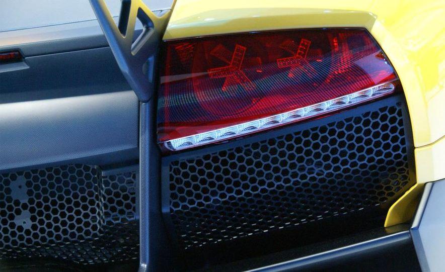 2010 Lamborghini Murciélago LP670-4 SuperVeloce - Slide 30