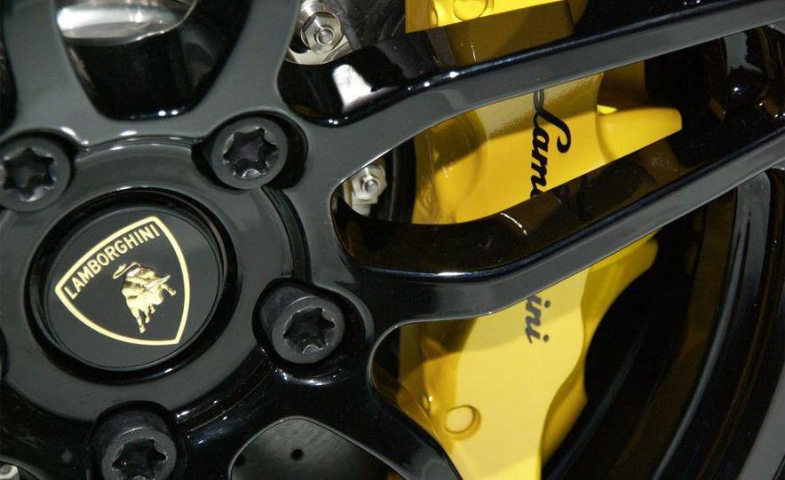 2010 Lamborghini Murciélago LP670-4 SuperVeloce - Slide 33