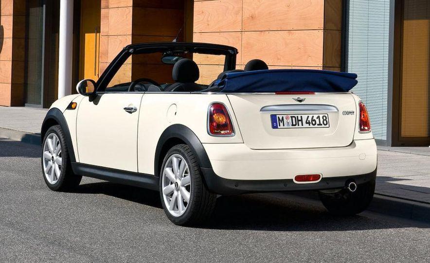 2009 Mini Cooper convertible - Slide 1