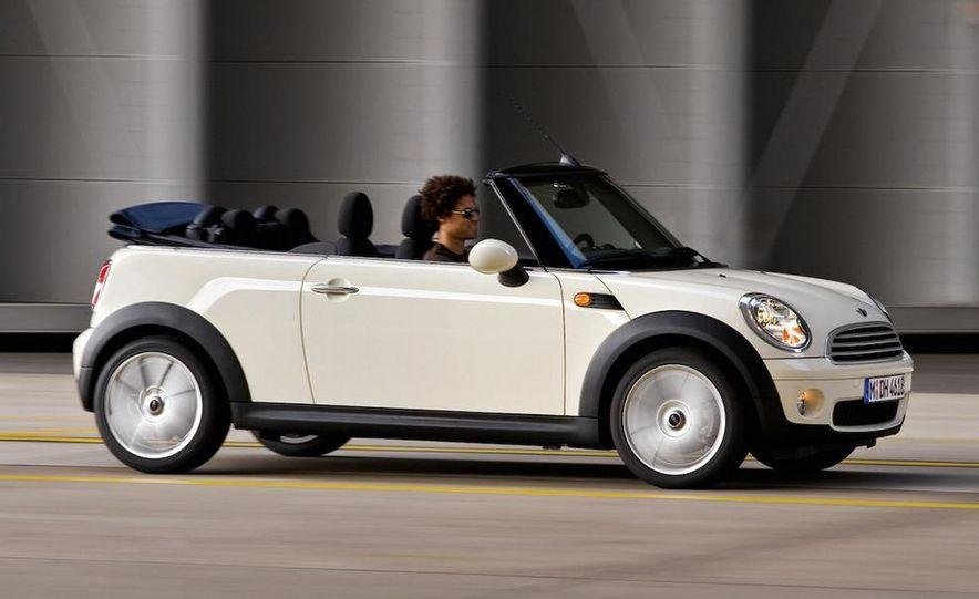 2009 Mini Cooper convertible - Slide 11
