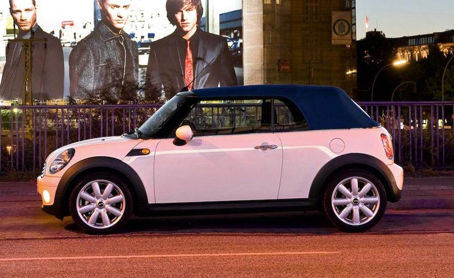 2009 Mini Cooper convertible - Slide 13