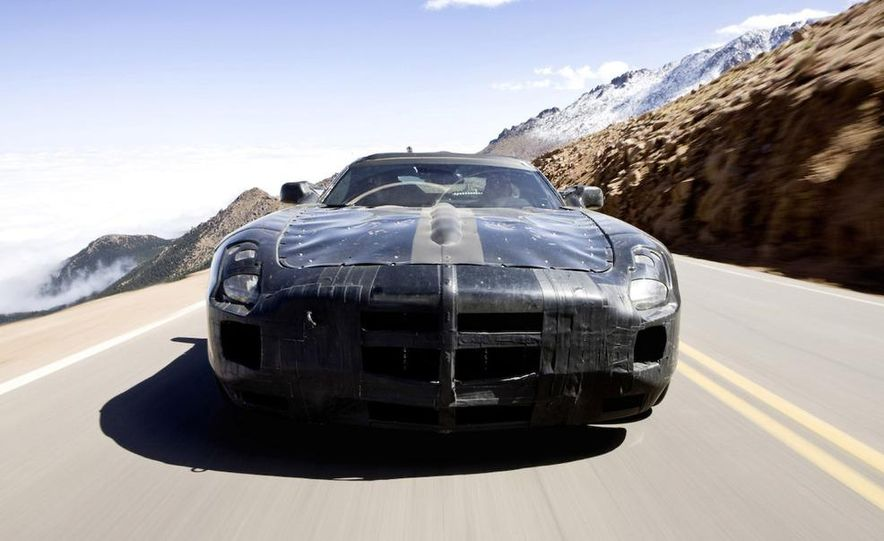2011 Mercedes-Benz SLS AMG dry-sump oil lubrication system diagram - Slide 40