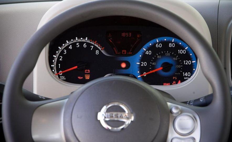 2010 Nissan Cube S - Slide 35