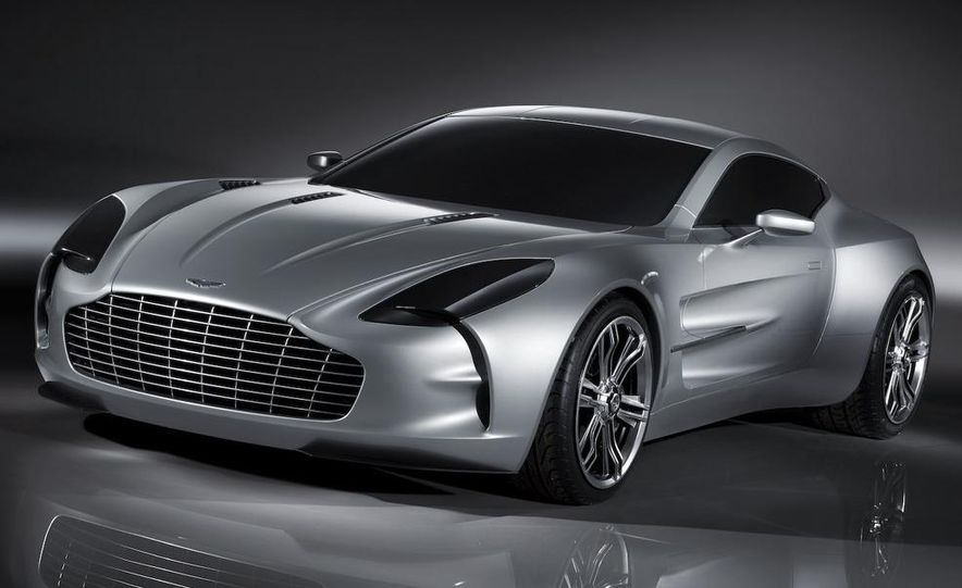 2010 Aston Martin One-77 - Slide 3