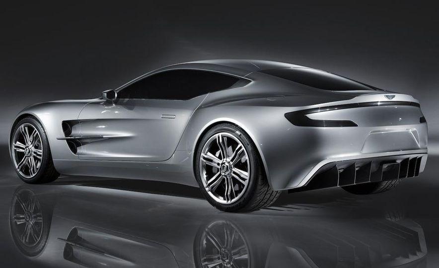 2010 Aston Martin One-77 - Slide 5