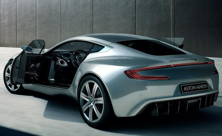 2010 Aston Martin One-77 - Slide 2