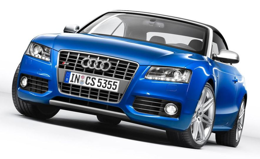 2010 Audi S5 cabriolet fender badge - Slide 3